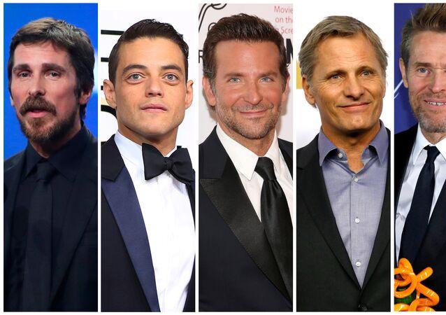 الممثلين المرشحين لجائزة أفضل ممثل رئيسي في حفل جوائز الأوسكار الـ 91