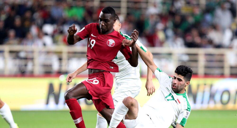 مباراة قطر والعراق في كأس آسيا 2019