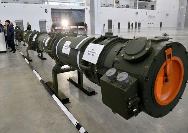 الكشف عن معلومات عن الصاروخ 9 إم 729