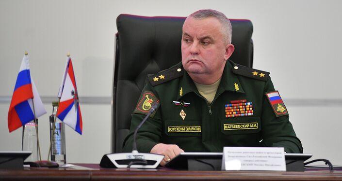 الكشف عن معلومات عن الصاروخ 9 إم 729 - قائد القوات الصاروخية والمدفعية في القوات المسلحة الروسية، ميخائيل ماتفييفسكي