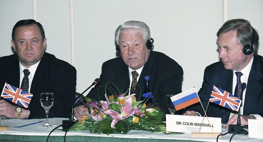 اجتماع رؤساء دول وحكومات البلدان الصناعية الرائدة الثمانية (15-17 مايو ، 1998)