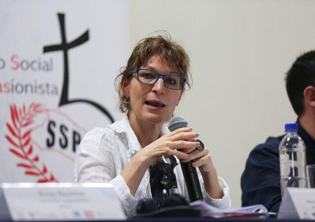 أغنيس كالامارد، المقررة الأممية بشأن عمليات الاغتيال خارج القضاء التي تحقق في قتل خاشقجي