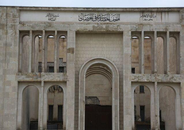 افتتاح معارض في متحف الموصل