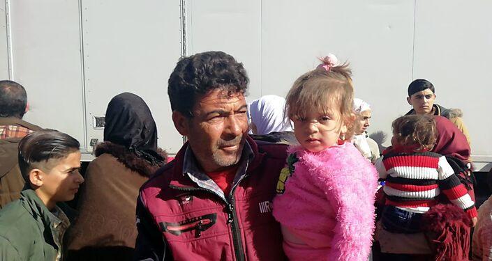 عودة نحو 100 سوري من مخيمات الأردن بينهم عشرات الفارين من الخدمة العسكرية