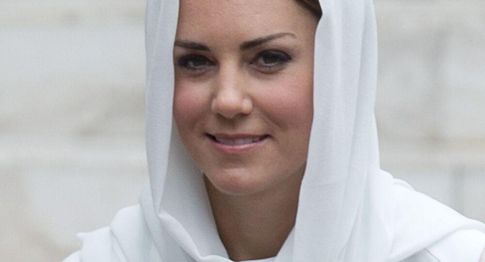 دوقة كامبريدج، الأميرة كيت ميدلتون خلال زيارتها إلى كوالالمبور، ماليزيا 14 سبتمبر/ أيلول 2014