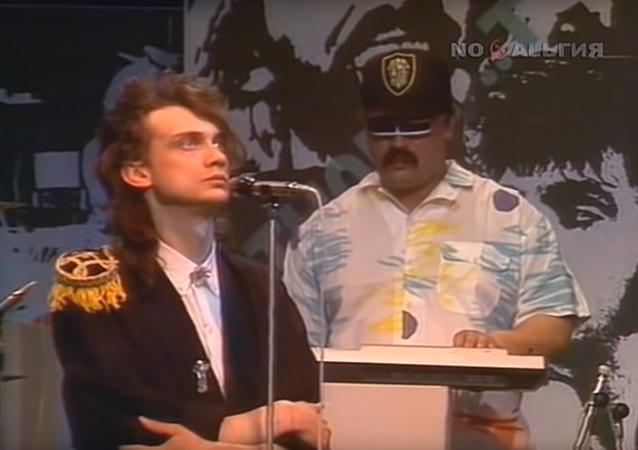 فرقة بوب سوفيتية من الثمانينات