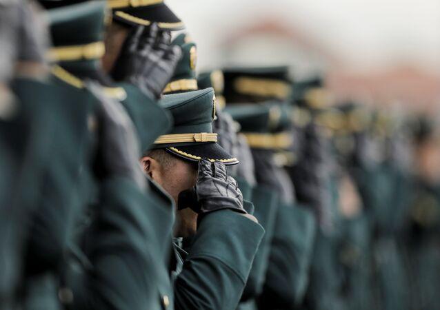 الجيش الكولومبي