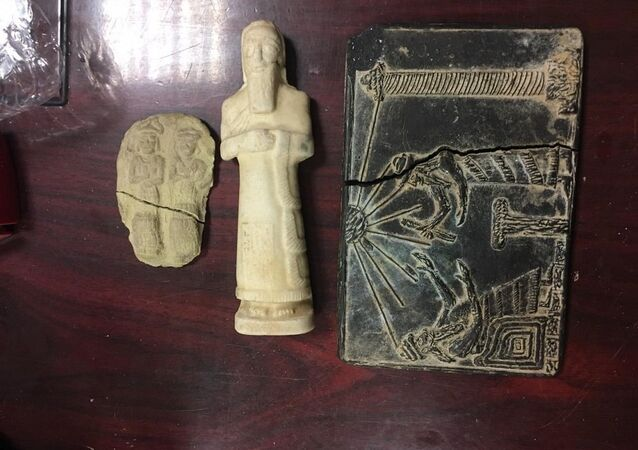 آثار عراقية