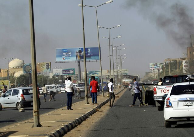 استمرار الاحتجاجات في السودان، الخرطوم 4 فبراير/ شباط 2019