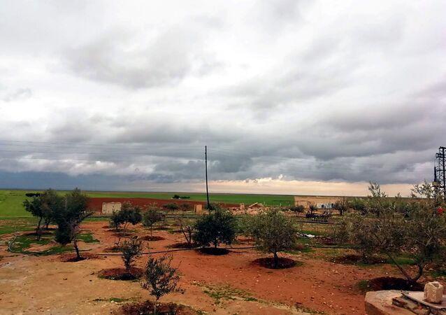 (مُحي) داعش ومخلفاته (باقية) وشرّها (يتمدد)...مقتل 7 مدنيين بانفجار لغم شرق حماة