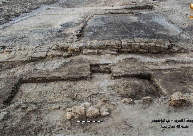 اكتشاف ورشة في مصر لبناء وإصلاح السفن عمرها أكثر من 2000 عام، 12 فبراير/شباط 2019