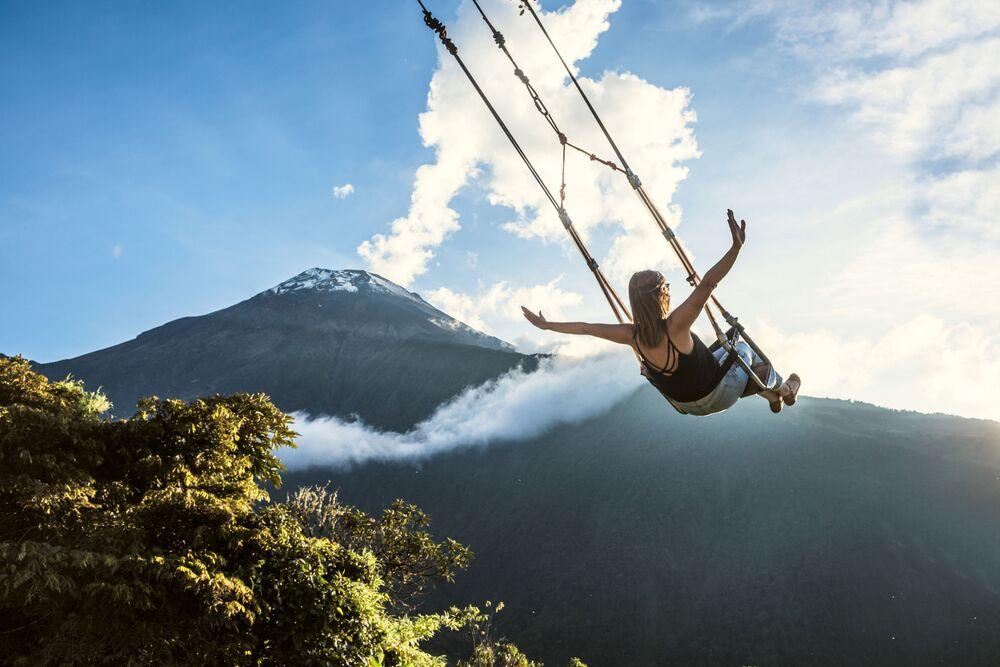 أرجوحة نهاية العالم (The End of the World)، إكوادور