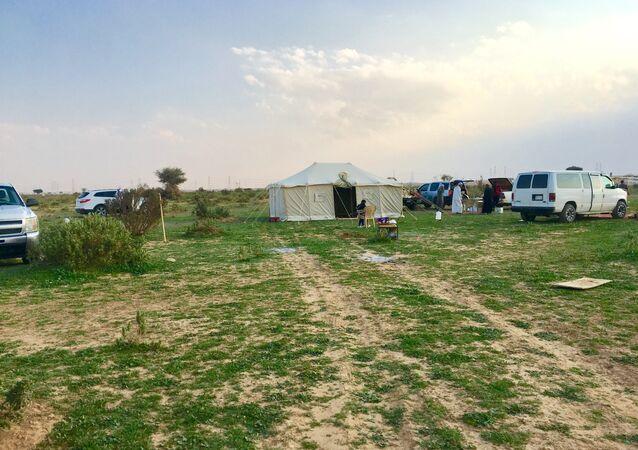 روضة نورة بمحافظة ثادق، السعودية