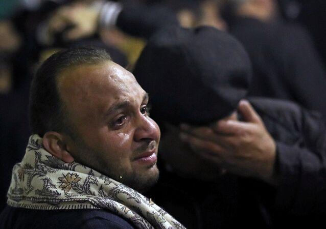 صدمة بين سكان منطقة الجامع الأزهر بعد العملية الإرهابية
