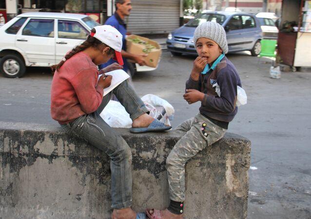 الفقر في سوريا