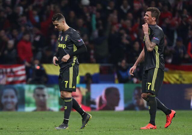 مباراة يوفنتوس وأتلتيكو مدريد دوري أبطال أوروبا