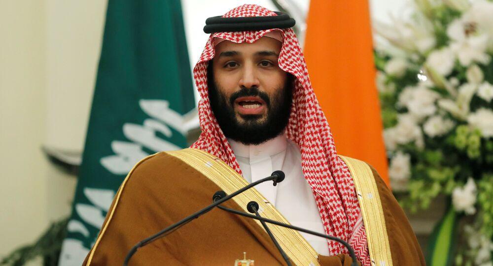 السعودية نيوز | محمد بن سلمان يلتقي قائد القيادة المركزية الأمريكية (صور)