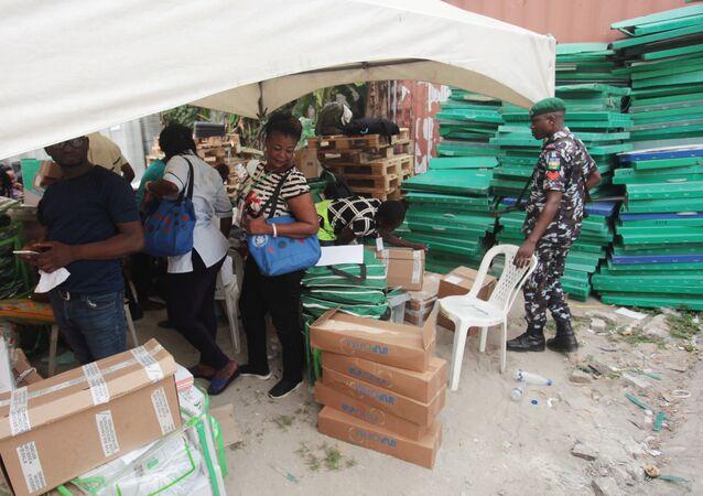 انتخابات الرئاسة والبرلمان في نيجيريا