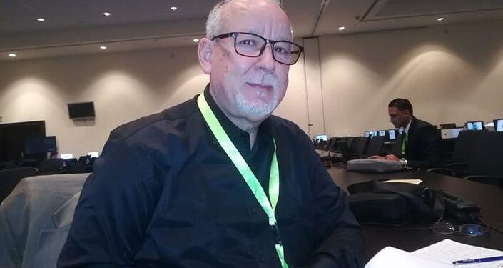 الإعلامي الجزائري داوود أنجراشن