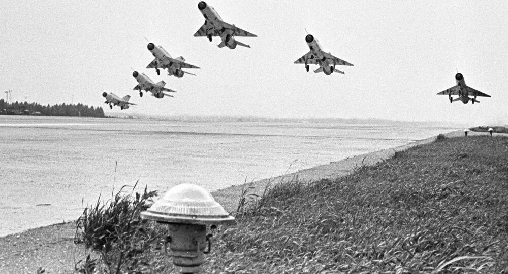 طائرات ميغ-21