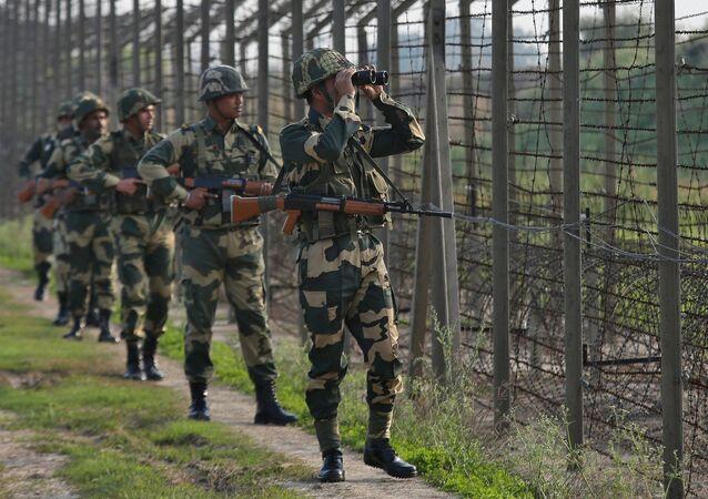 تصاعد التوتر بين الهند و باكستان - حرس الحدود الهنديين، الجنود/ الجيش الهندي، شباط/ فبراير 2019