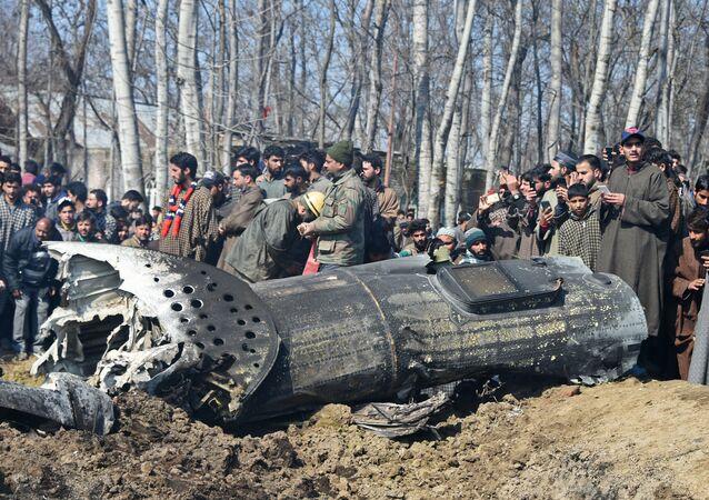 تصاعد التوتر بين الهند و باكستان - جنود هنديون/ الجيش الهندي، أراضي كشمير، شباط/ فبراير 2019