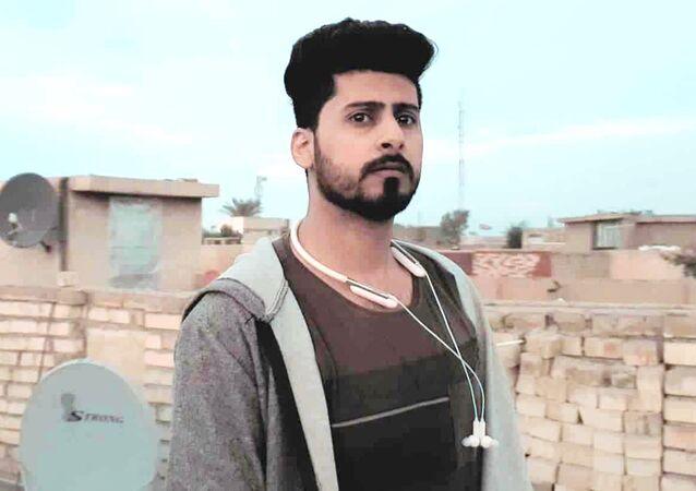 مخرج عراقي يحقق نجاحا عالميا بفيلم مصور بواسطة هاتف
