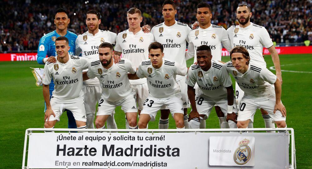 فريق نادي ريال مدريد، مباراة النهائي برشلونة وريال مدريد، 27 فبراير/ شباط 2019