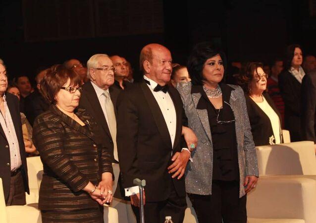 مهرجان شرم الشيخ للسينما الأسيوية يكرم الفنان لطفي لبيب