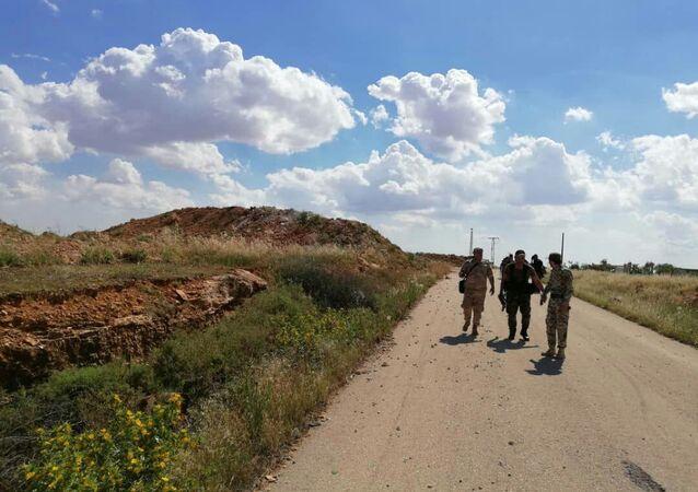الجيش السوري يحضر لعملية عسكرية في ريف حماة الشمالي