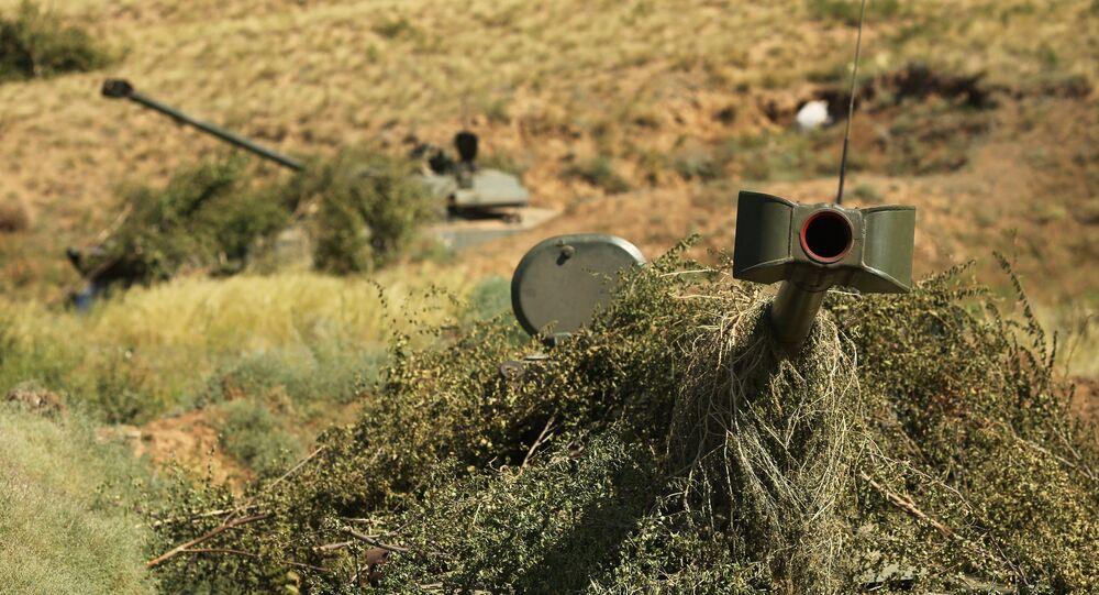 تدريبات الجيش الروسي