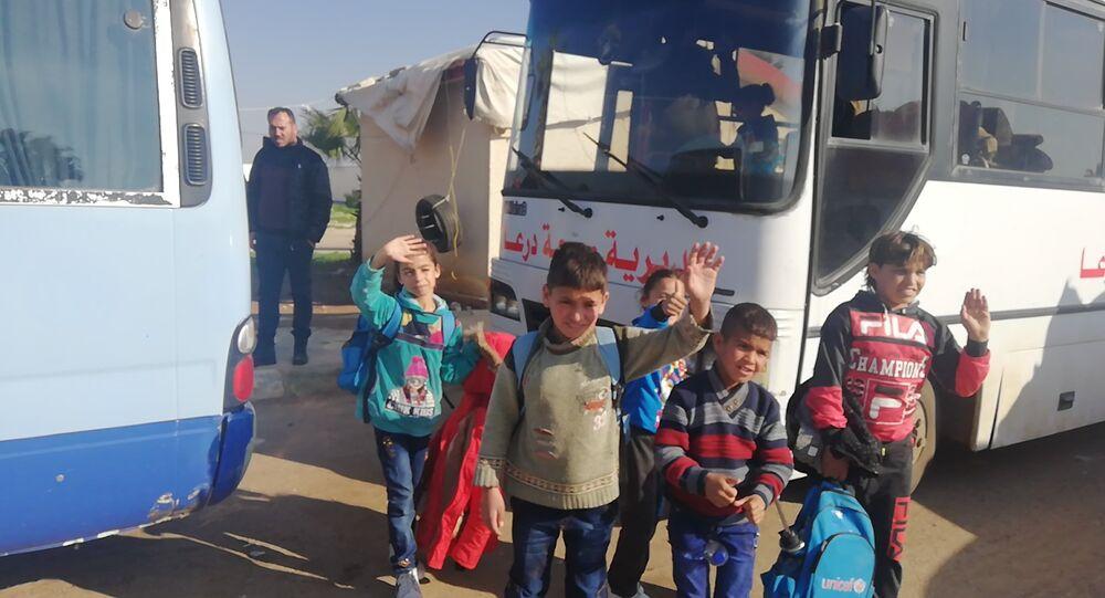 14 ألف لاجئ عادوا من المخيمات الأردنية إلى مدنهم وبلداتهم في سوريا