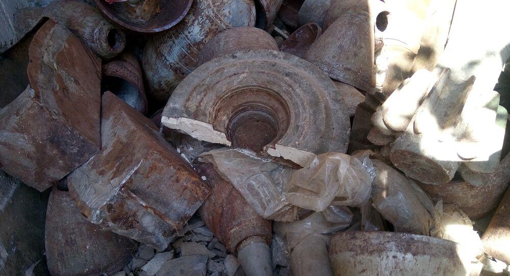 مقتل 5 مدنيين بانفجار لغم لجبهة النصرة شمال حماة