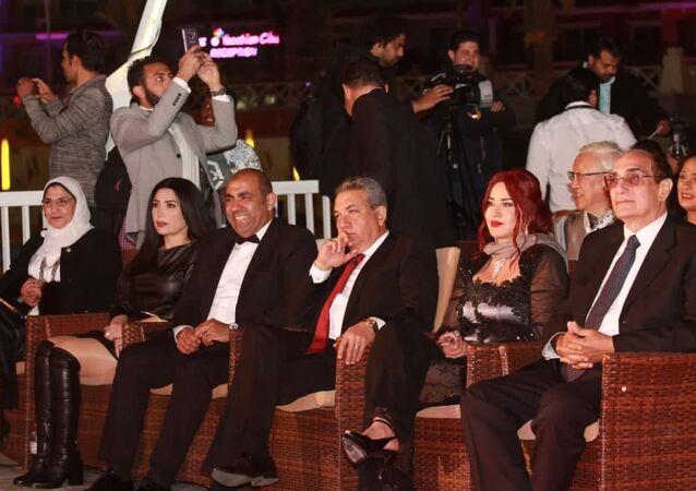 حفل ختام مهرجان شرم الشيخ للسينما الآسيوية، 8 مارس/آذار 2019