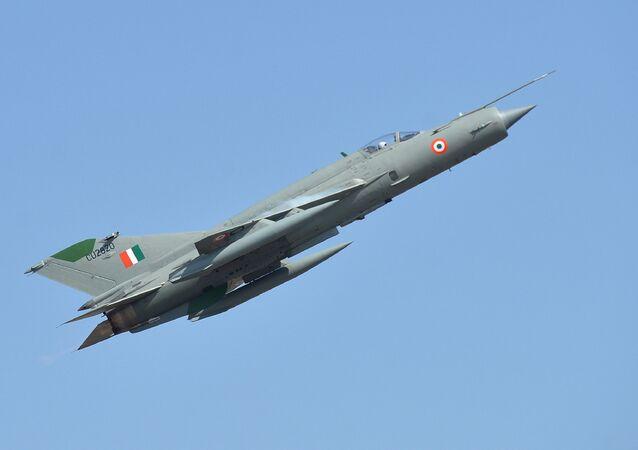 ميغ-21 الهندية