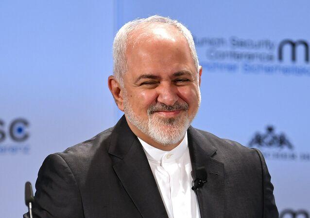 وزير الخارجية الإيرانية محمد جواد ظريف