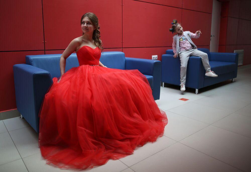 المشاركات في مسابقة ملكة جمال الحرس الوطني في موسكو لعام 2019