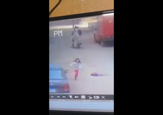 اختطاف طفلة