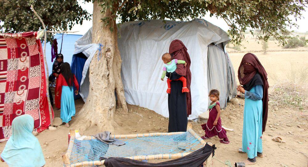اليمنيين في محافظة حجة
