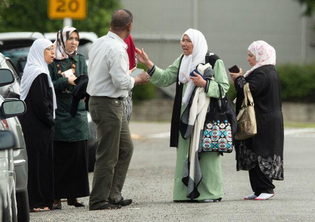 هجوم مسجد نيوزيلندا
