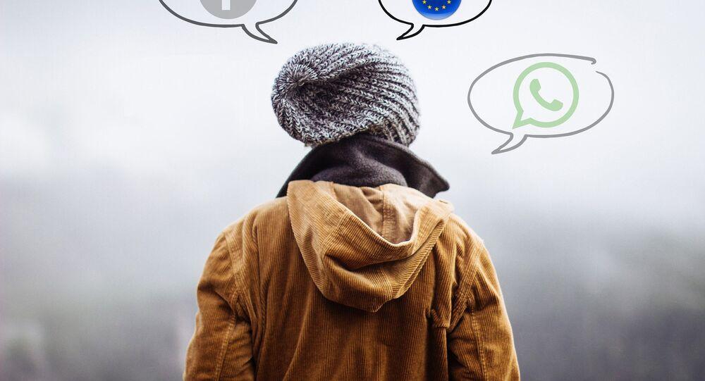 تواصل اجتماعي