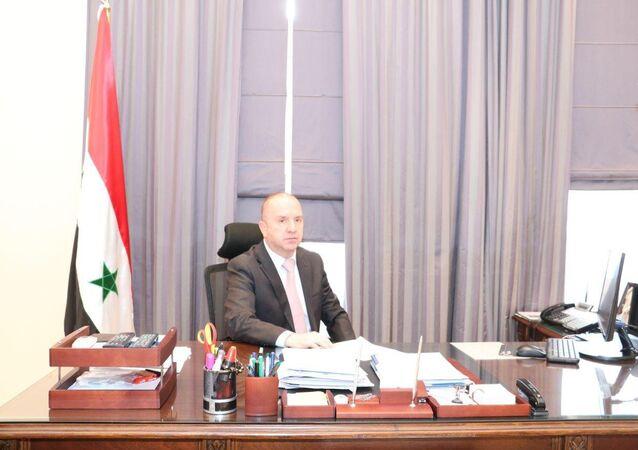وزير السياحة السوري محمد رامي مرتيني