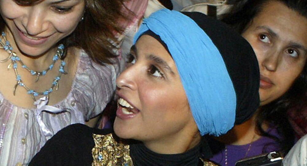 الممثلة المصرية حنان ترك