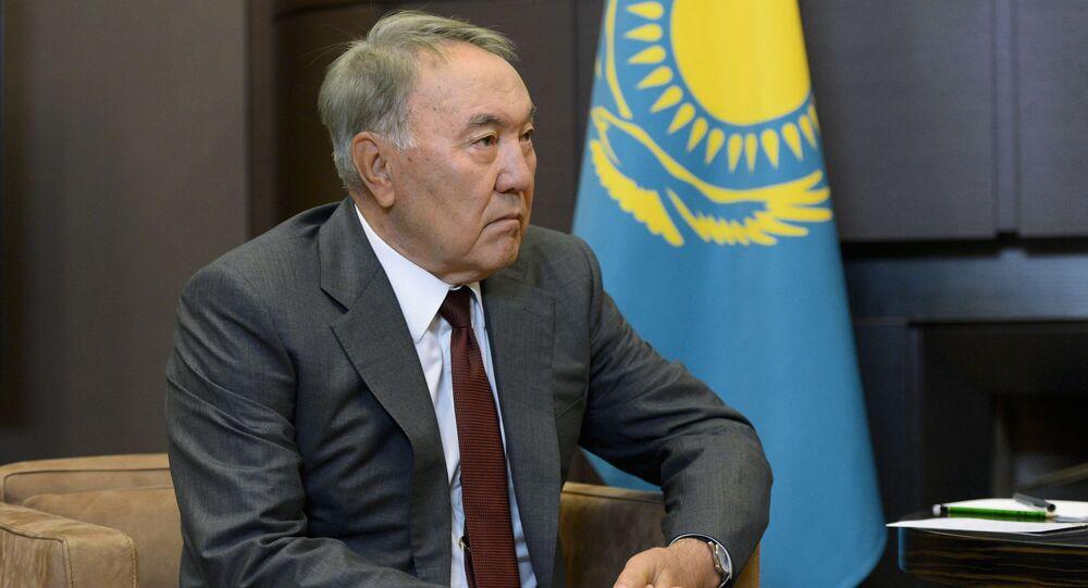 نزاربايف