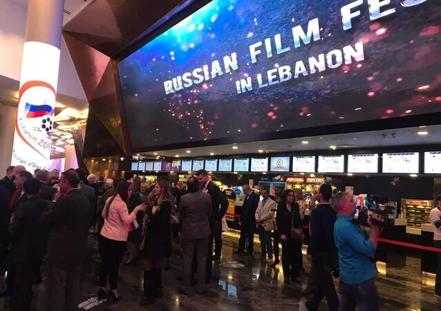 فعاليات أسبوع السينما الروسية