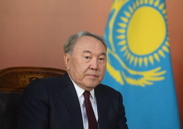 نور سلطان نزارباييف