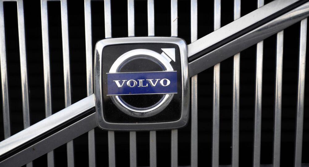 شركة فولفو للسيارات