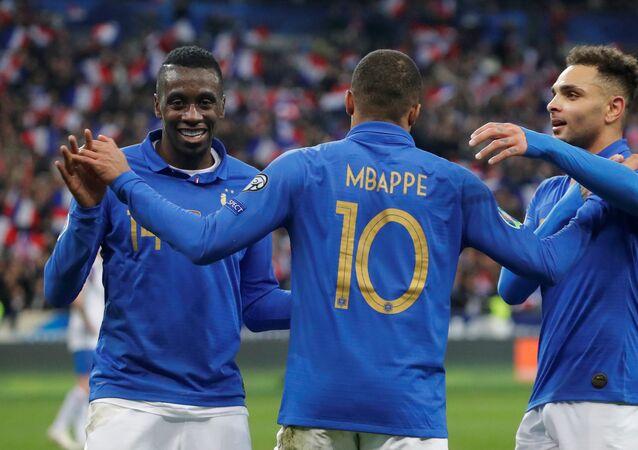 أهداف مباراة فرنسا وأيسلندا (4-0) في تصفيات يورو 2020