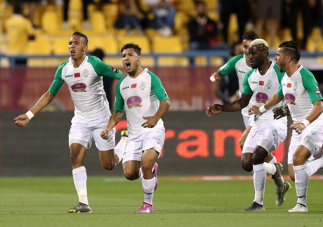 مباراة الترجي التونسي أمام الرجاء المغربي في السوبر الأفريقي