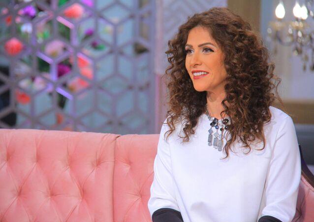 الممثلة المصرية بسمة